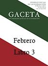 Libro 3 2014 Febrero.  Archivo PDF para descargar, se abrirá en una nueva ventana