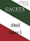 Libro 5 2014 Abril.  Archivo PDF para descargar, se abrirá en una nueva ventana