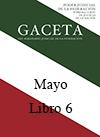 Libro 6 2014 Mayo.  Archivo PDF para descargar, se abrirá en una nueva ventana