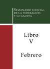 Libro 5 2012 Febrero.  Archivo PDF para descargar, se abrirá en una nueva ventana