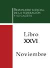 Libro 26 2013 Noviembre.  Archivo PDF para descargar, se abrirá en una nueva ventana
