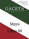 Libro 66 2019 Mayo.  Archivo PDF para descargar, se abrirá en una nueva ventana