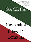 Libro 12 Tomo III 2014 Noviembre. Archivo PDF para descargar, se abrirá en una nueva ventana